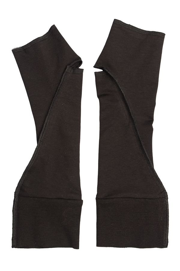 Gloves with elastic ninja medium #mariashi