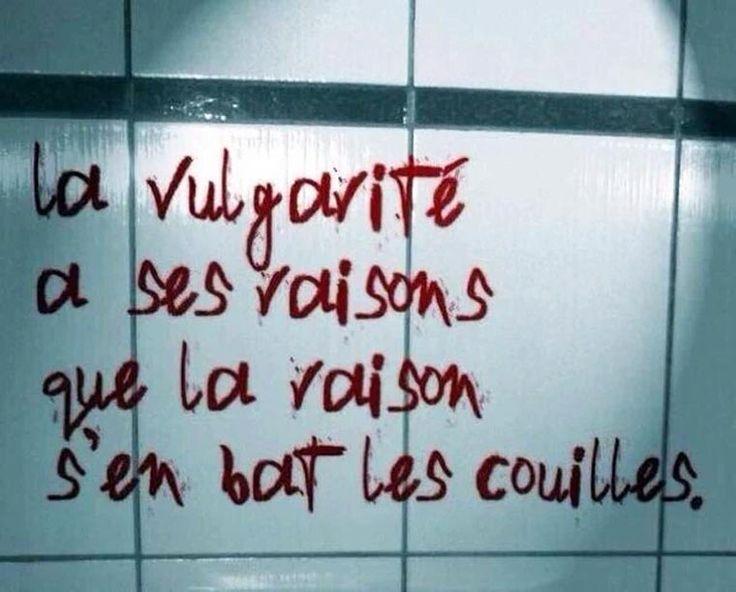 GRAFFITIVRE est un tumblr qui recense ce qui se fait de pire dans le monde du graffiti français. À l'exact opposé des plus fascinantes et magnifiques créa