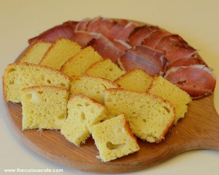 Torta di Pasqua -  traditional Easter cheese cake made in Umbria