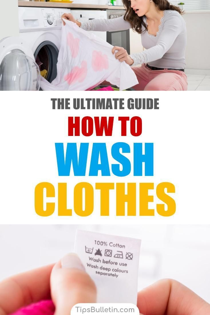 9 Helpful Handy Ways To Wash Clothes Washing Cleaning By Hand