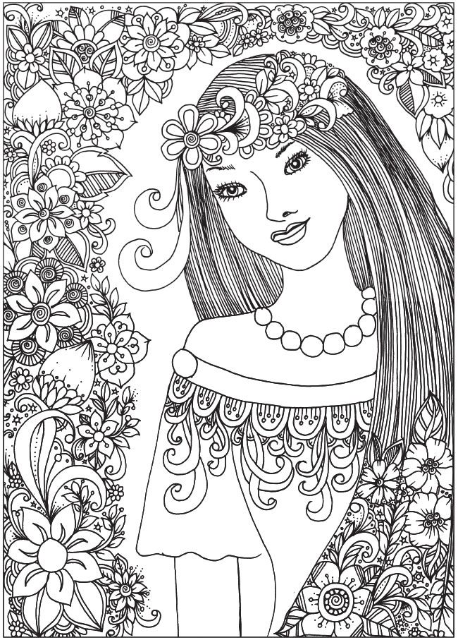2458 Best Dover Coloring Images On Pinterest Coloring