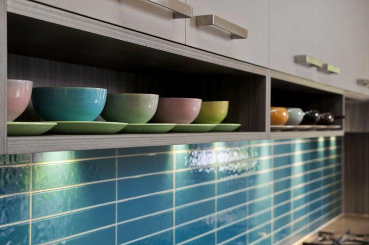 Kitchen Tiles Glass Splashback beautiful glass splashback tiles for kitchens gallery - home