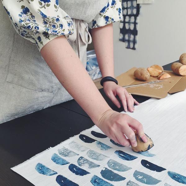Get The Look: Emily Henderson's Custom Artwork – Rebecca Atwood Designs