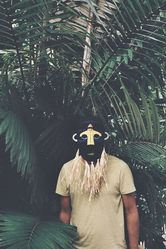 SBTRKT  I am so excited to see them at parklife.