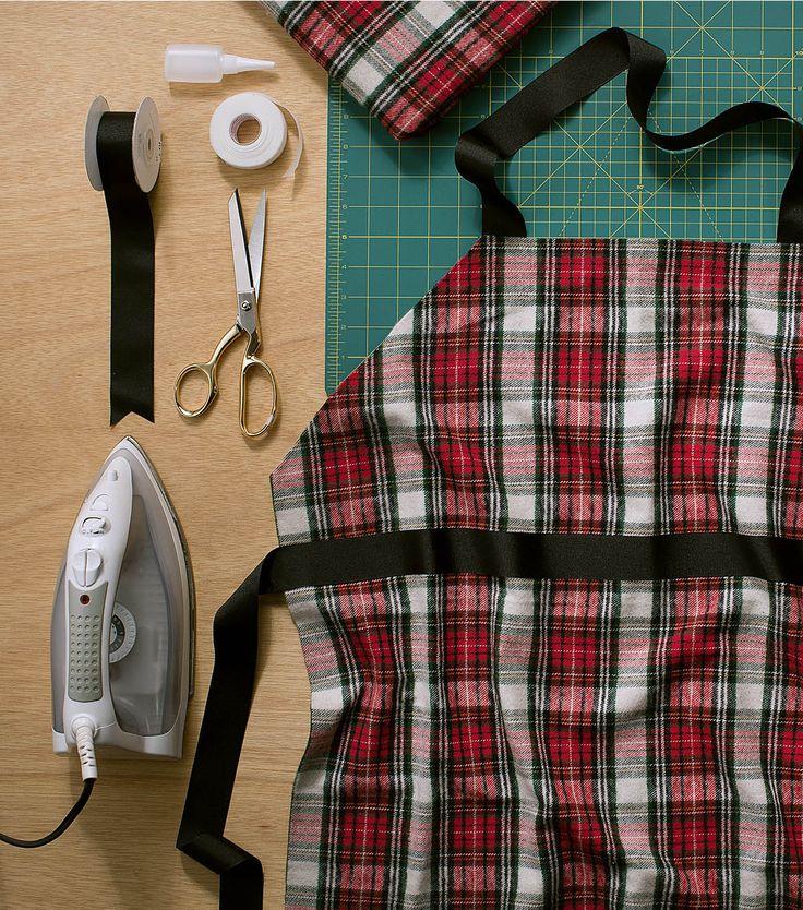 How to Make a No-Sew Apron - JoAnn | Jo-Ann
