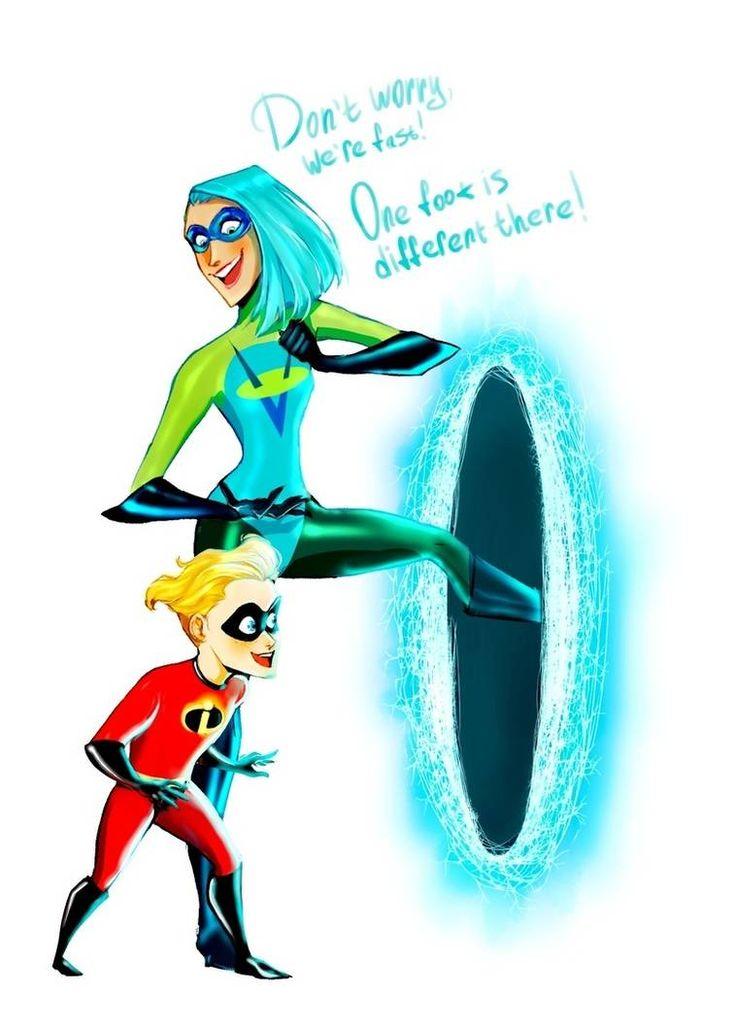 Incredibles 2 by FeliStaOMG on DeviantArt in 2020