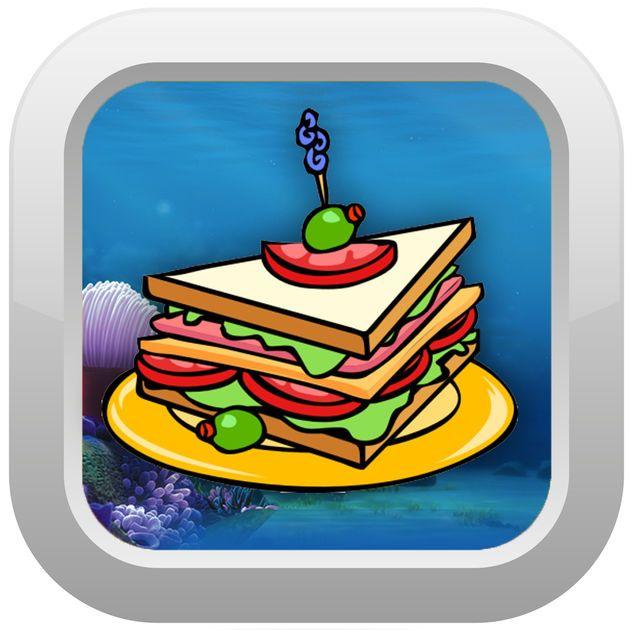#NEW #iOS #APP Kids Restaurant Games Free Mermaid Edition - Piyawan Chamnarnchanan