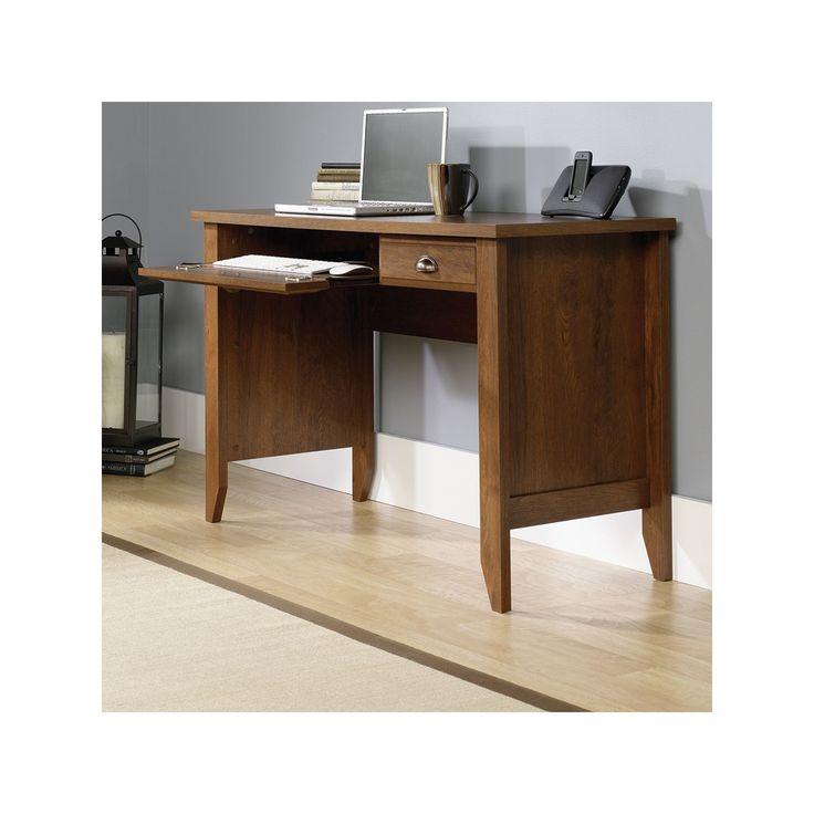 Sauder Shoal Creek Desk Creek Desk Homeofficefurniturecollections Sauder Shoal In 2020 Oak Computer Desk Home Office Furniture Computer Desk