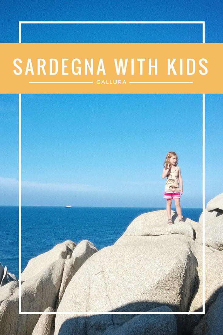 Travel with Kids! Sardinien ist immer eine Reise wert! Diesmal: Die Gallura