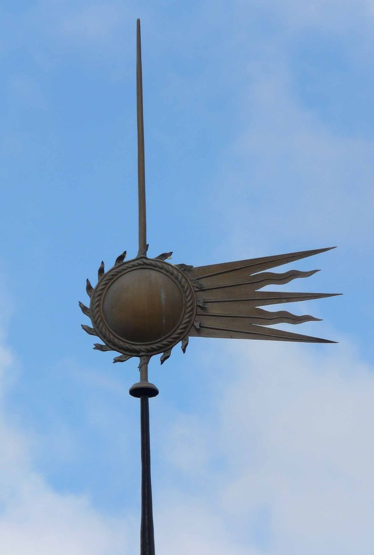 Greenwich weathervane