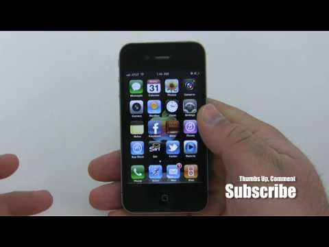 ▶ iPhone 4 Tips - Top 10 Must-Have Apps - YouTube