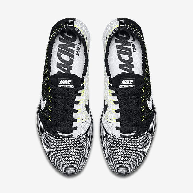 reputable site 915b2 8483d ... Nike Flyknit Racer Unisex Running Shoe (Men s Sizing).