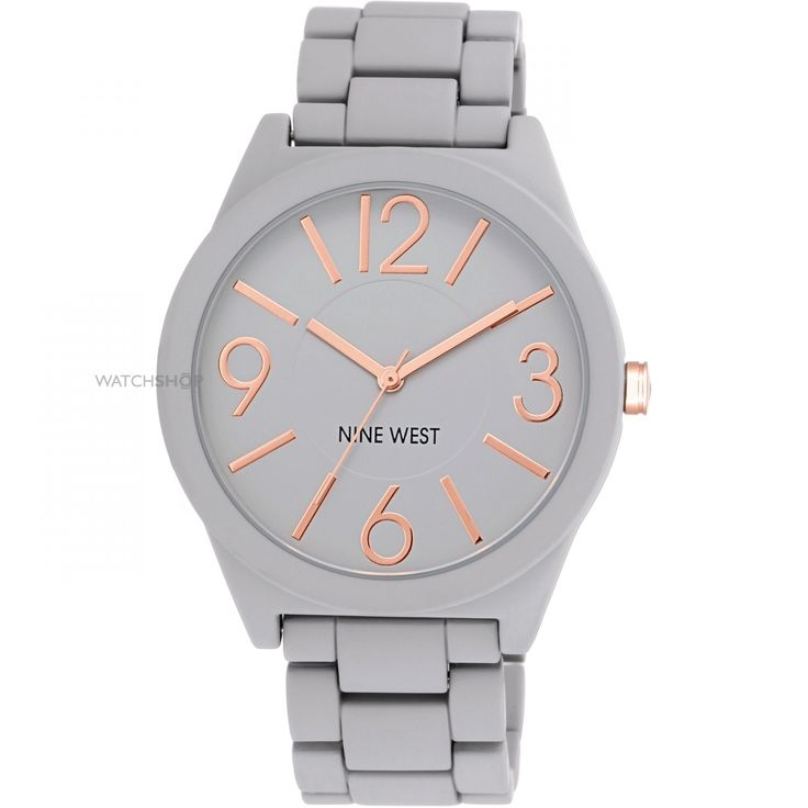 Ladies Nine West Watch NW/1678GYRG