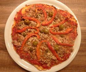 De la gourmandise à tous les étages!: Pizza au thon - Recettes Weight Watchers Propoint