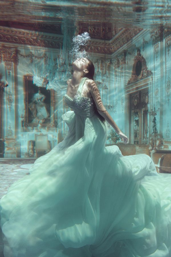 flood my house...... and swim in it Fashion Photography By Jvdas Berra