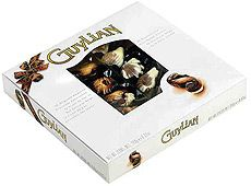 Box of Guylian Seashell Chocolates