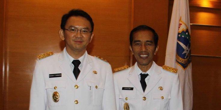 Forum Buruh: Ada Kado Tahun Baru untuk Jokowi-Ahok - Kompas.com