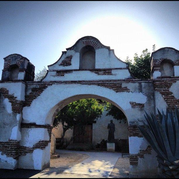 San Miguel Arcangel Mission in San Miguel, CA