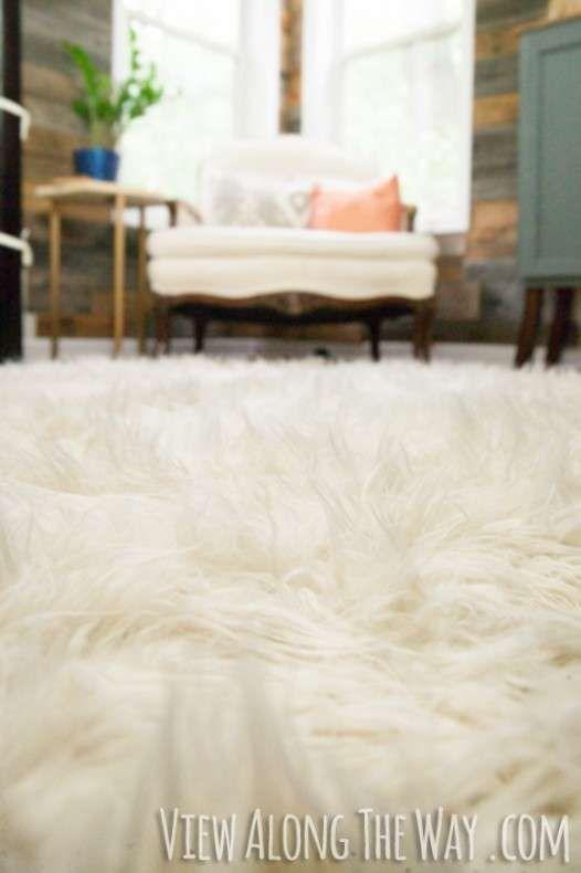 25 Best Ideas About Faux Fur Rug On Pinterest Fur Rug White Faux Fur Rug