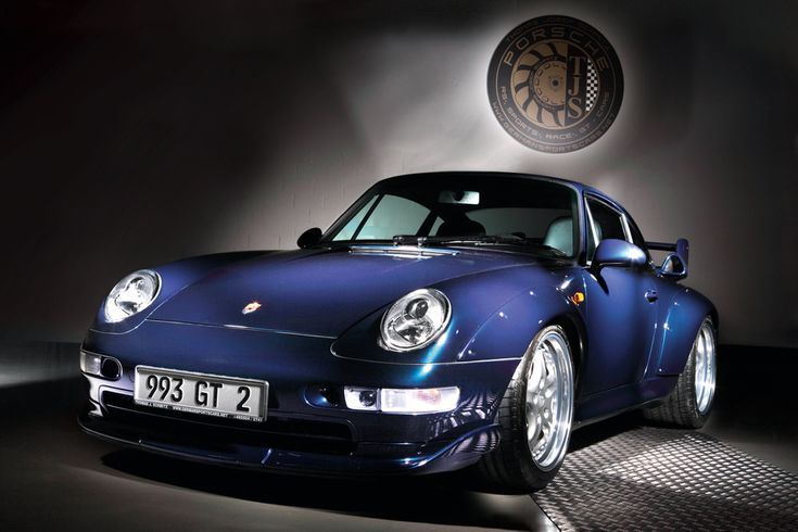 Porsche 911 GT 2 EVO (1998) - Typ 993. Einer von nur 20 gebauten. ☺