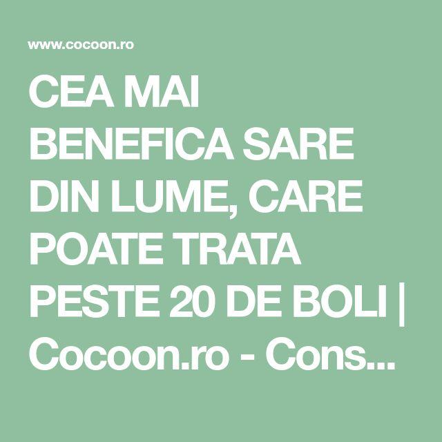 CEA MAI BENEFICA SARE DIN LUME, CARE POATE TRATA PESTE 20 DE BOLI | Cocoon.ro - Conspiratii Indeplinite