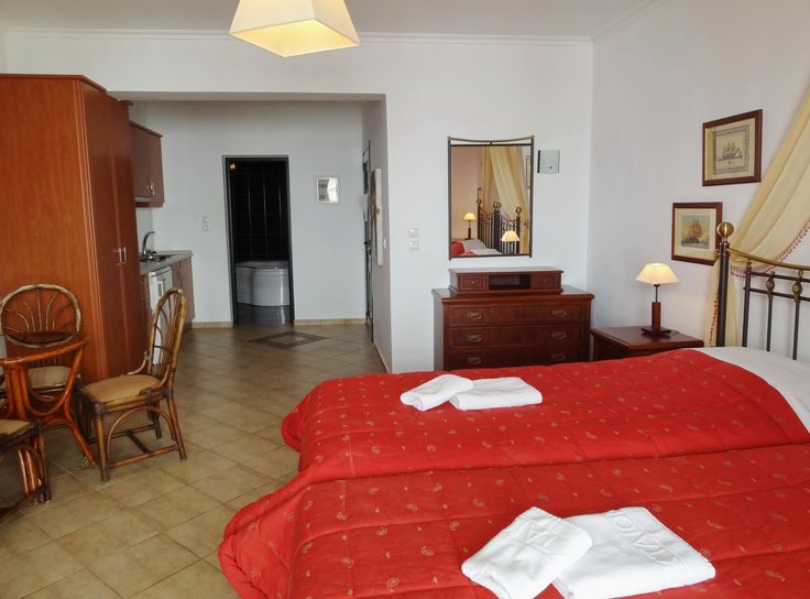 Superior double room with twin beds
