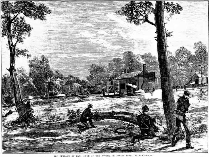 ned kelly - Google Search The siege at Glenrowan