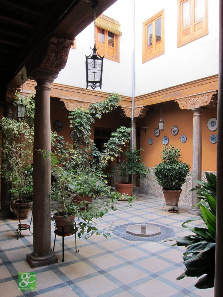 Patio granadino