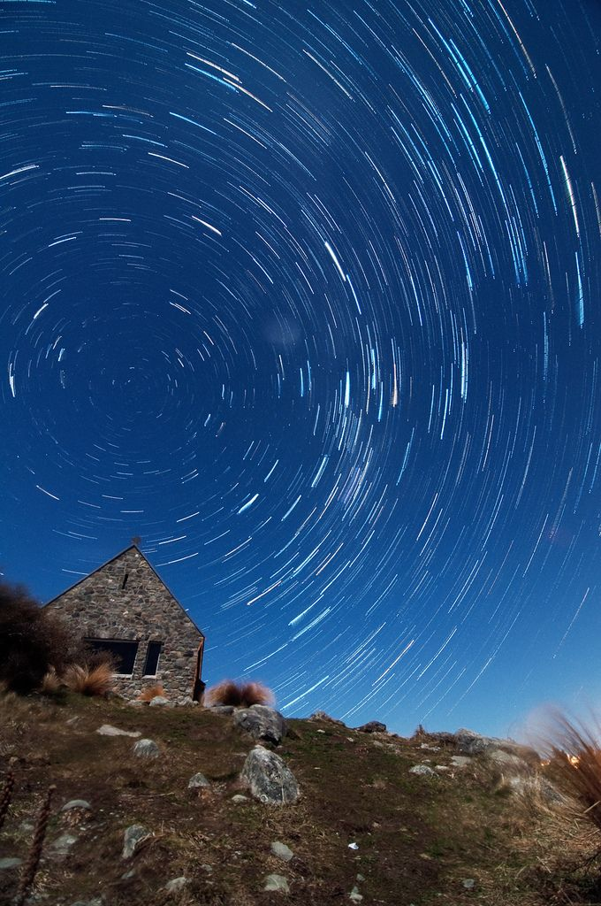 How to do Astro Photography - timelapse of the stars with a Canon 550D - a beginners guide to settings