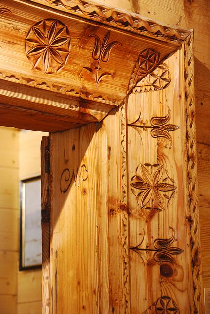 futryna drzwi