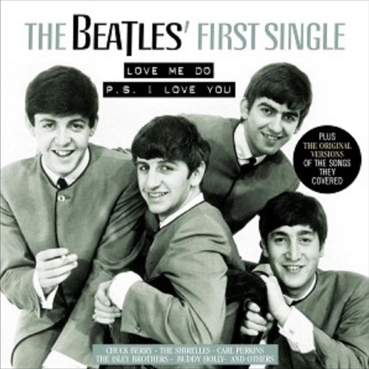 The Beatles First Single Plus The Original