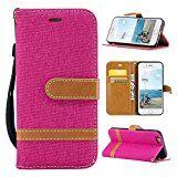 #5: iPhone 6S Case Cowboy Asnlove Carcasa Vaquero Alta Calidad de PU Leather Con TPU Silicona Case Interna Suave Libro de Cuero Jeans Con Tapa y Cartera Funcion de Soporte PlegableCierre Magnético y Cabestrillo Accesorios para iPhone 6 6S Eosa Claro           https://www.amazon.es/Asnlove-Silicona-Magn%C3%A9tico-Cabestrillo-Accesorios/dp/B071JF1DTF/ref=pd_zg_rss_ts_t_1642006031_5          #juegosniños #videojuegosinfantiles  #videojuegosparaniños