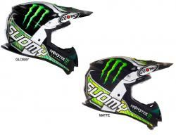 monster mx suomy helmet