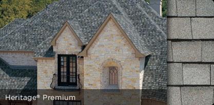 Tamko Roofing Heritage Premium Tamko Shingle Product