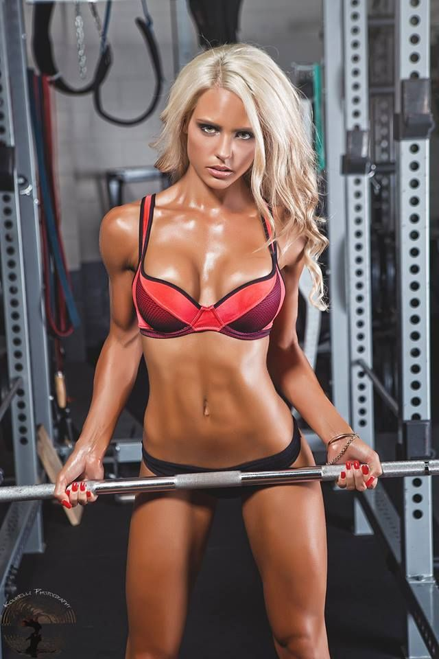 Gorgeous Brisbane fitness model --> Prudence McEniery ...