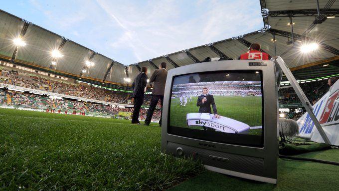 Die Bundesliga ist der größte Kundenfänger für Sky.