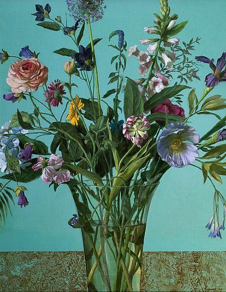 Kenne Gregoire | Venetian Bouquet, 2009.