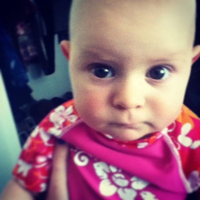 my beautiful baby cousin