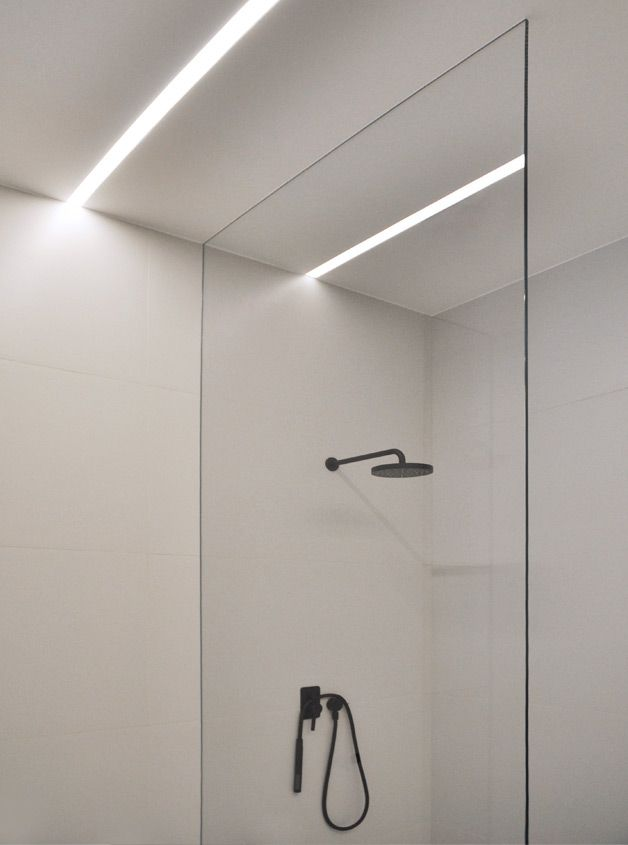 PULVA, minimalistic, interior design, minimal, modern, materials, home, homestyle, house, dom, light, details, texture, white, pure, black, bathroom, toilet, antonio lupi, zucchetti