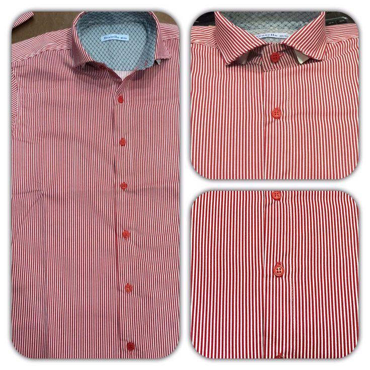 Camisas Entalladas y Elastizadas 100% calidad