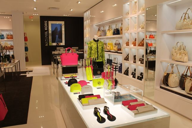 michael kors store picture at mall of america | Michaels Kors opens at Briarwood Mall