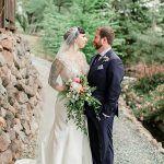 Colorful Ironstone Vineyards Wedding