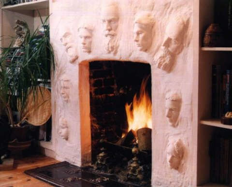 351 best fireplace surrounds images on pinterest