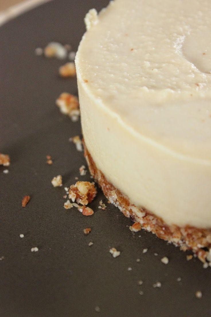 Déliacious : Cheeecake vegan trop bon, trop facile et trop gourmand