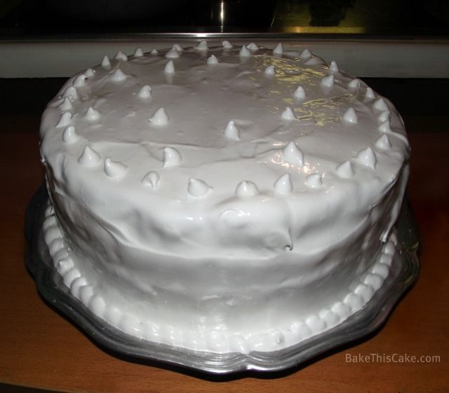 boiled icing wedding cake 17 best ideas about baltimore cake on 12088