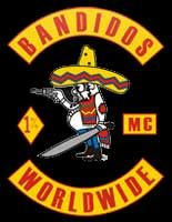 Bandidos is noted as Worldwide with a Chapter called allegedly Nomads in Australia
