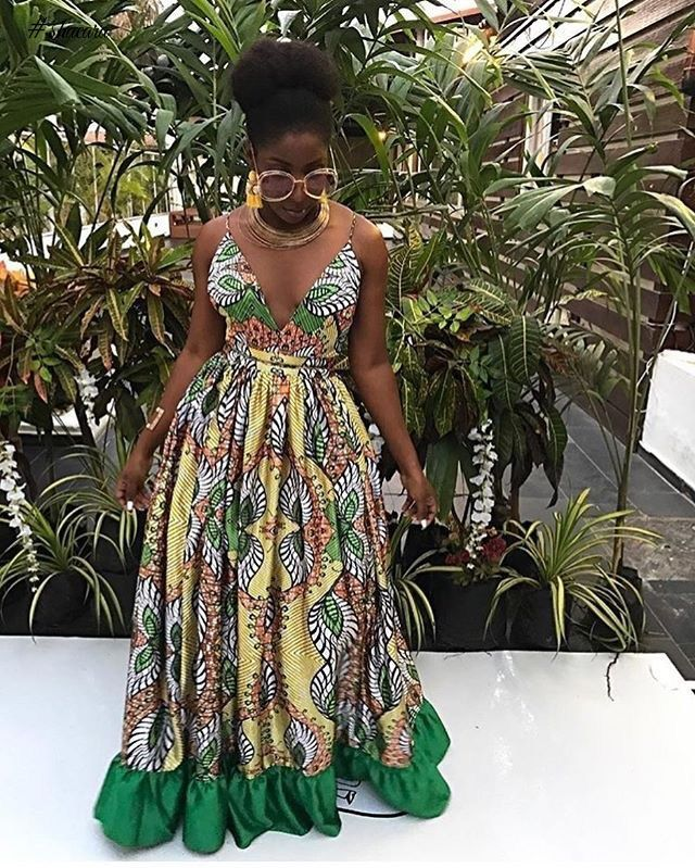 APPEAR ELEGANT AND CLASSY IN THESE ANKARA STYLES -…