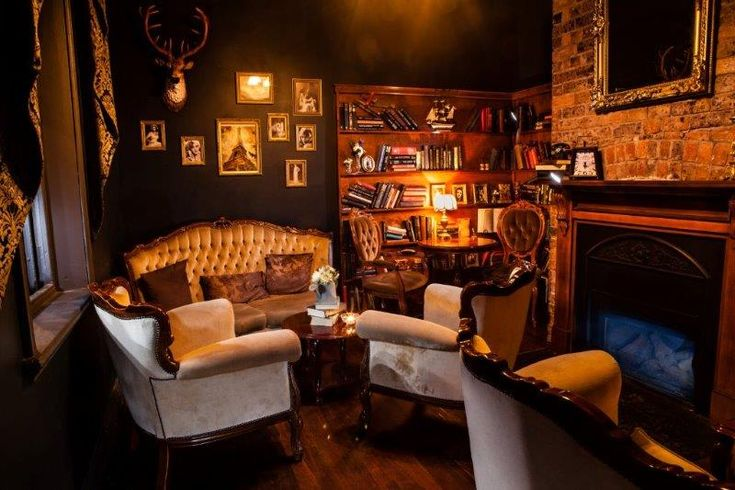 Antique Bar - Cool Hidden Bars - Hidden City Secrets