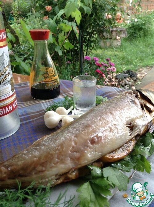 Рыба горячего копчения в походных условиях без специальных приспособлений