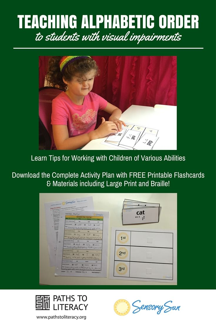 Teaching Braille Reading & Writing
